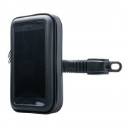 Shop4 - Xiaomi Mi A2 Motorhouder Stuur Zwart