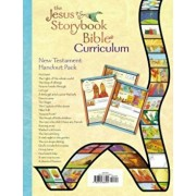 The Jesus Storybook Bible Curriculum New Testament Handout Pack, Paperback/Sally Lloyd-Jones
