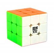 YJ8254 MoYu WeiLong GTS 2M 3x3x3 Cubo Magico Rompecabezas Juguete - Vistoso