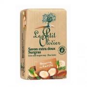 Le Petit Olivier Extra Săpun natural fin unt de Shea (Extra Mild Surgras Soap) 250 g