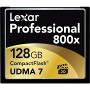 Lexar Professional CF Card 128GB 800x UDMA 7