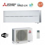 Mitsubishi Climatizzatore Condizionatore Mitsubishi Electric Inverter Serie Ln Msz-Ln35vgw Wi-Fi R-32 12000 Btu - Nuovo Modello 2017