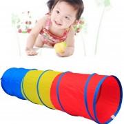 3 Colores Arrastrándose Túnel Interior Y Exterior Tubo De Juguete Niños Jugar Juegos De Rastreros Acceso