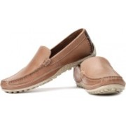 Clarks Royston Grand Loafers For Men(Beige, Brown)