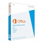 Microsoft Office 2013 Home and Business Multilingue