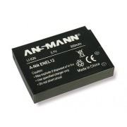 Ansmann A-Nik EN EL 12 batteria ricaricabile Ioni di Litio 900 mAh 3,7 V