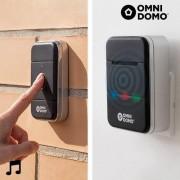 Trådlös Dörrklocka Med Bluetooth