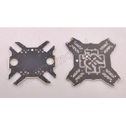 Generic below plate : Carbon Fiber Main Center Board PCB Board for HMF Totem U580 PRO Quadcopter with Circuit