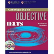 Objective IELTS Intermediate Students Book with CD ROM by Michael B...