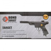 Prijam Air Gun Btm-007 Model With Metal Body For Target Practice 100 Pellets Free