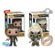 Set 2 Piezas Max Rockatansky E Inmortan Joe Funko Pop Pelicula Mad Max