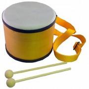 Suzuki Musical Instrument Corporation DR-100 2 Headed Drum with Mallet