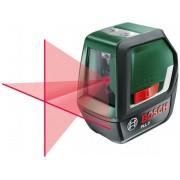 BOSCH ZELENI ALAT PLL 2, Laser za ukrštene linije