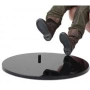 NECA Action Figure Stands black (10)