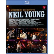 A Musicares Tribute To Neil Young [Blu-Ray Disc]