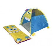 """Pacific Play Tents Friendly Monster Dome Tent/Bag, 48"""" x 48"""" x 42"""""""