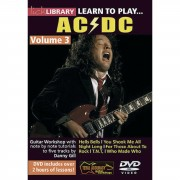 Roadrock International Lick Library: Learn To Play AC/DC 3 DVD