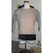 Tumbler & Tipsy Black Cumber Bun Short Sleeved Sweatshirt