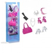 Mattel Barbie Shoes Assorted Fashionistas Accessories