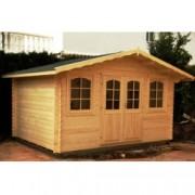 Cabaña de madera Tomillo 400x300 cm para Jardín