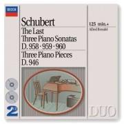 F. Schubert - Last3 Piano Sonatas (0028943870320) (2 CD)