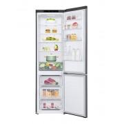 Combina frigorifica LG GBP32DSLZN, Total No Frost, 384 L, Compresor Inverter, Congelare expres, Răcire expres, Clasa A++, H 203 cm, Graphite