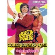 Austin Powers, L'espion Qui M'a Tirée. The Spy Who Shagged Me. Collectible Card Game