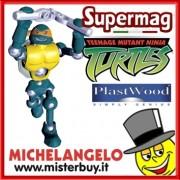 SUPERMAG 0297 NINJA TURTLES MICHELANGELO