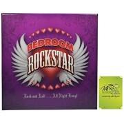 Bedroom Rockstar - Adult Board Game For Couples - Bundle - 2 Items