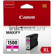 Canon PGI-1500XL - magenta