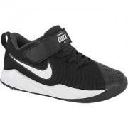 Nike Zwarte Team Hustle Quick 2