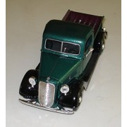 Ford Pickup 1937 Die Cast 1:24 Scale - 7 1/2 Inches