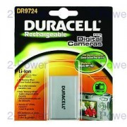 Duracell Digitalkamera Batteri Fujifilm 7.4v 1700mAh (NP-100)
