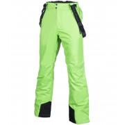 ALPINE PRO SANGO 2 Pánské kalhoty MPAF106543 flash green XL