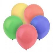 Set 50 baloane latex pastel