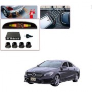 Auto Addict Car Black Reverse Parking Sensor With LED Display For Mercedes Benz CLA-Class