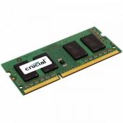 Crucial RAM 8GB DDR3L 1600 MT/s PC3-12800 DR x8 ECC SODIMM 204p CT102472BF160B