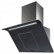 Faber Hood Curvy Plus BK TC LTW 60 (110.0393.697) Wall Mounted Chimney(Black 1000 CMH)
