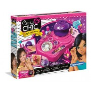 Clementoni Crazy Chick Nail Studio Creative Kit