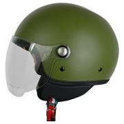 Origine Helmets Solid Matt Army Casca Moto Marime L 59-60 cm