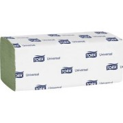 Prosoape hartie pliate verzi 200 buc pachet 1 strat 23 x 25 cm Tork Bax de 20