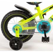 Bicicleta pentru baieti 12 inch cu roti ajutatoare Volare Yipeeh