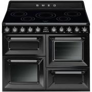 SMEG Tr4110ibl Cucina 110x60 5 Zone Cottura A Induzione Doppio Forno 122 Litri C
