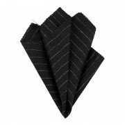 Ulterior Motive Jeeves Handkerchief Black/White