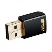 Asus USB-AC51 Dual-band Wireless-AC600 USB Adapter