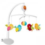 Музикална въртележка за кошара - птички, 1368 Babyono, 9070195