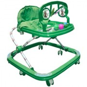 Suraj baby green adjustable rattle walker for your kids SE-W-63