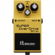 Boss SD-1w SuperOverdrive Waza Craft Special Edition