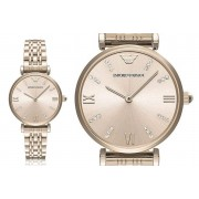 Designer Posh Watches £105 instead of £339 for an Emporio Armani watch from Saturn Watches - save 69%