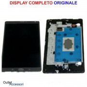 Display LCD TOUCH Samsung TAB S 8.4 SM-T705 Grey Nero GH97-16095D